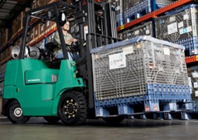 Forklifts & Material Handling photo
