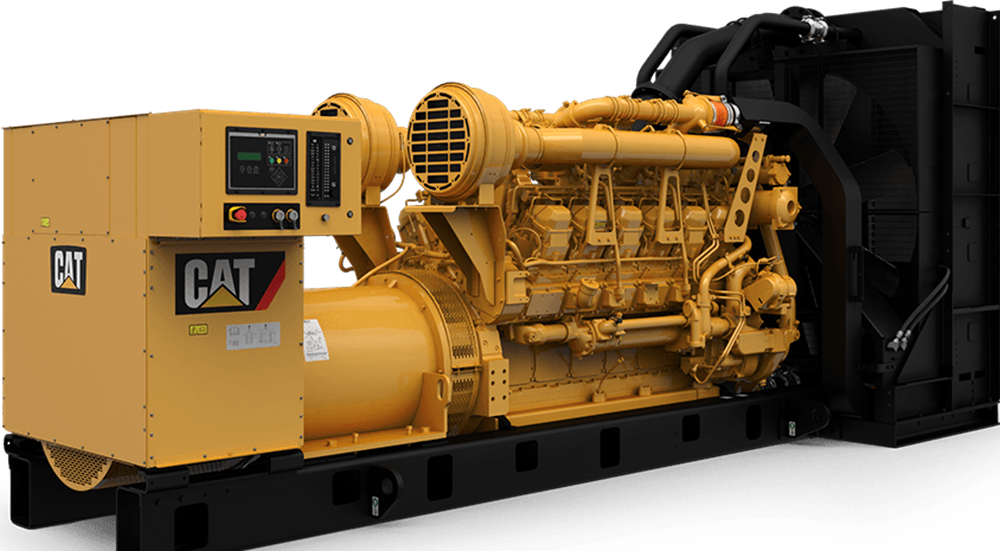Cat generators and gensets for north and central Florida