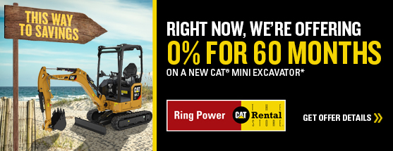 Florida's Cat Equipment Dealer | Ring Power