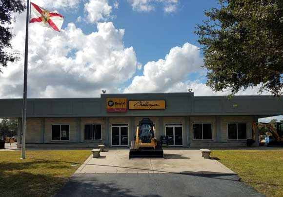 Ocala Ring Power, The Cat Rental Store
