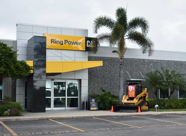 Tampa Heavy Equipment Ring Power Ring Power